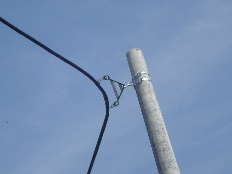 Aerial High Voltage Cable : Tsn elprom
